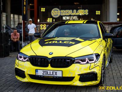 Перший автомобільний фестиваль у Херсоні ZollexFest 2021